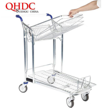 cargo trolleys supermarket shopping cart FCA