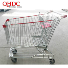 asia supermarket shopping trolley cart 180L