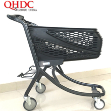 supermarket shopping cart plastic trolleyJHD-png100