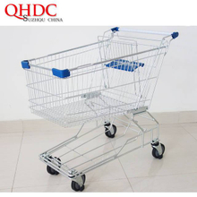 asia supermarket shopping trolley cart 150L