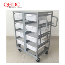 kitchen trolley food cart with wheels